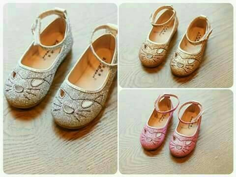 ... harga Sepatu anak perempuan import branded carter cat blink party shoes  girl Tokopedia.com f4075a4b9f