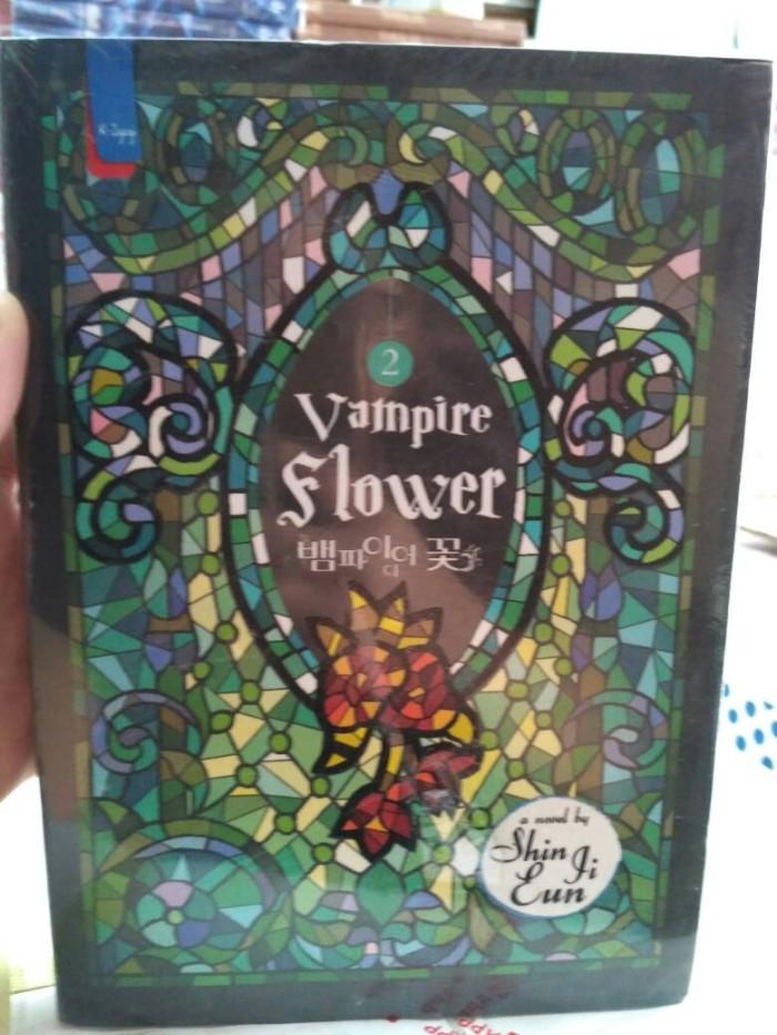harga Vampire flower 2 - shin ji eun Tokopedia.com