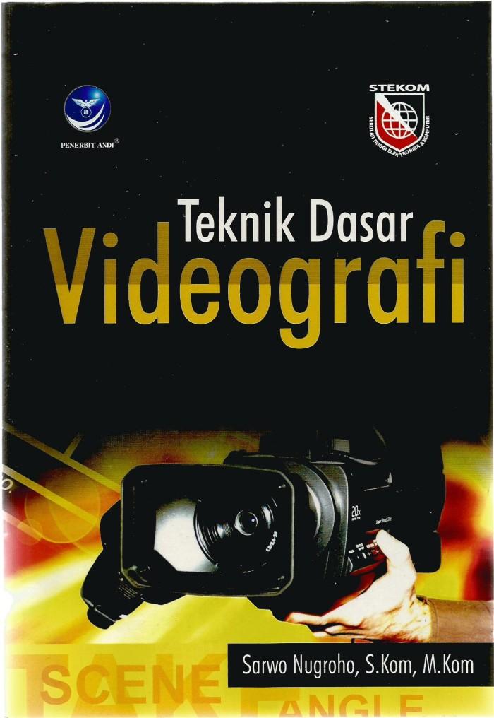 harga Teknik dasar videografi-by sarwo nugroho Tokopedia.com