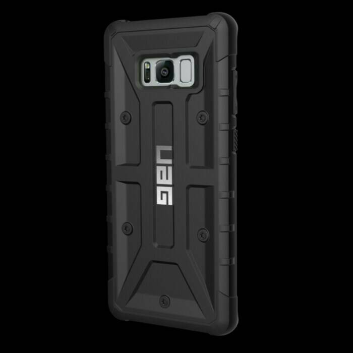 Samsung s8 -s8 plus uag maverick hard case casing transparant