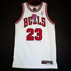 new arrival 1ae8e 39e9b Jual Jersey Authentic Michael Jordan Nike Chicago Bulls home NBA Jersey Siz  - DKI Jakarta - Indoknivezia | Tokopedia