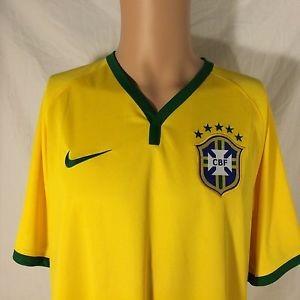 outlet store 01584 7aea6 Jual NEW Nike Brazil National Soccer Team Jersey Authentic Football Swoosh  - DKI Jakarta - Indoknivezia | Tokopedia