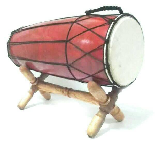 harga Alat musik tradisional kendang jawa 40cm Tokopedia.com