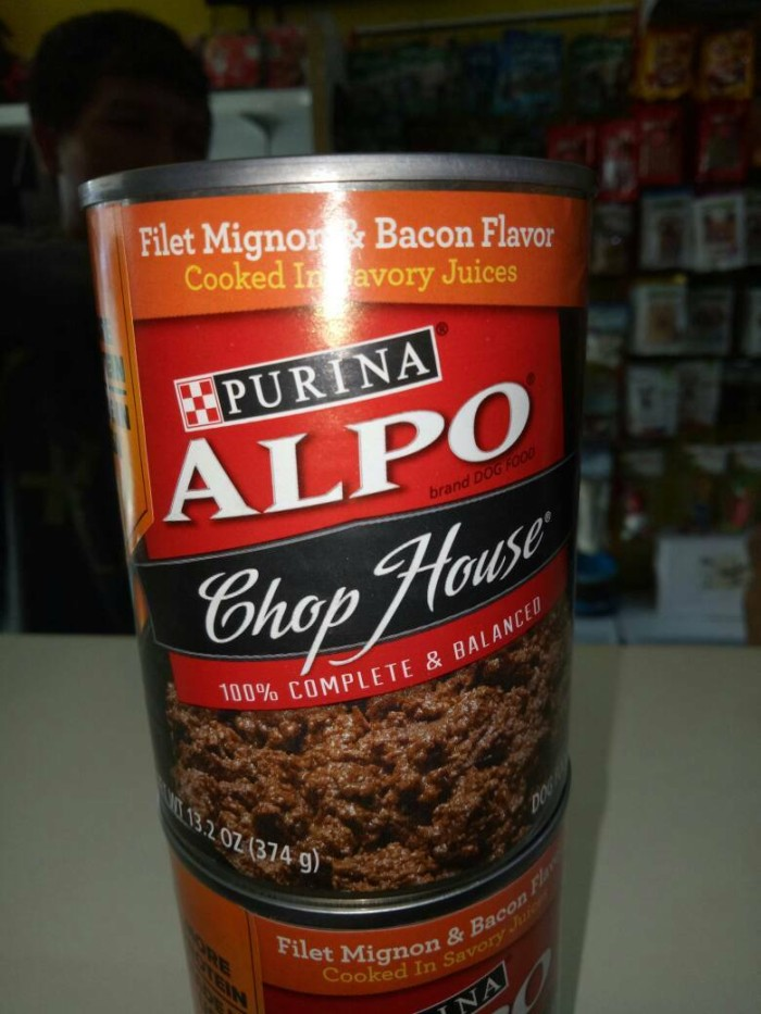 harga Dog food alpo top sirloin beef mignon 400 grm Tokopedia.com