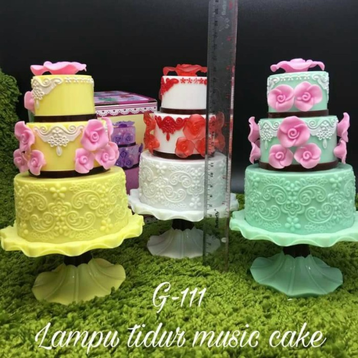 harga Music box cake / kotak musik kue Tokopedia.com