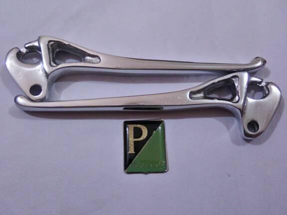 harga Handle Handel Vespa Super Tahun Tua 65 Model Posh Babet Nekel Chrome Tokopedia.com
