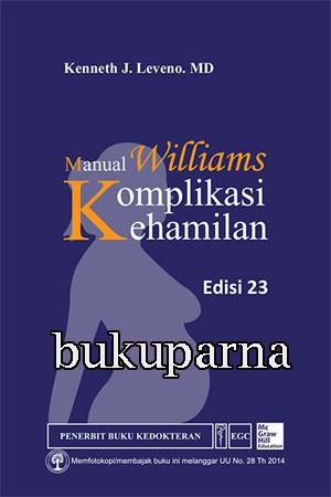 harga Buku  manual william komplikasi kehamilan edisi 23 kenneth j leveno md Tokopedia.com