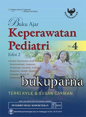 harga Buku ajar keperawatan pediatri vol. 4 edisi 2 terri kyle & susan Tokopedia.com