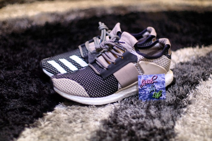 uk availability b2ca2 a78df Adidas Day One Ultra Boost ZG Clear Brown