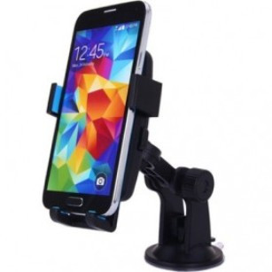 harga Lazy tripod car mount holder for smartphone - wf-361 - black Tokopedia.com
