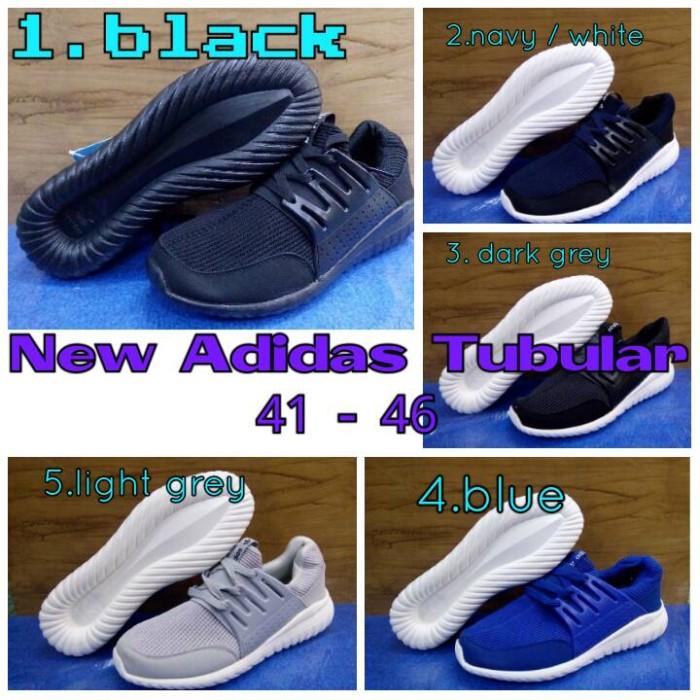 Sepatu adidas new tubular men pria import murah