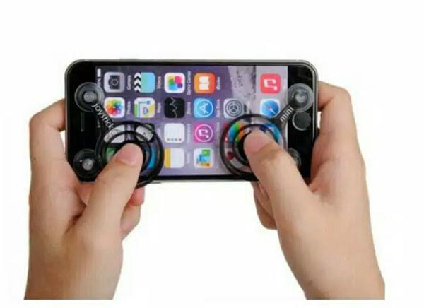 harga Fling Mini Joystick Mobile Game Controller All Handphone Android Ipad Tokopedia.com