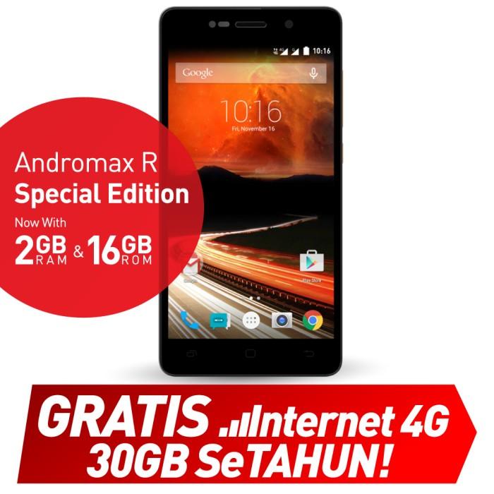 harga Smartfren andromax r+ plus special edition se 2gb/16gb garansi resmi Tokopedia.com