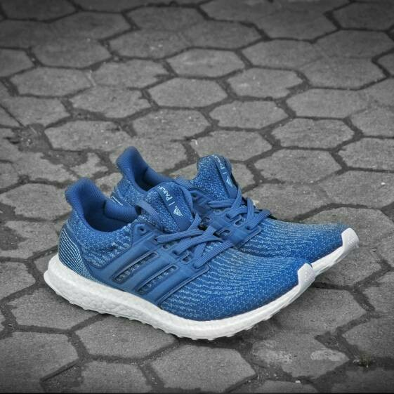 low priced 6cd78 cba97 Jual Adidas Ultraboost 3.0 Parley Blue ( BB4762) / AUTHENTIC / ORIGINAL -  DKI Jakarta - Sneakersxchange | Tokopedia