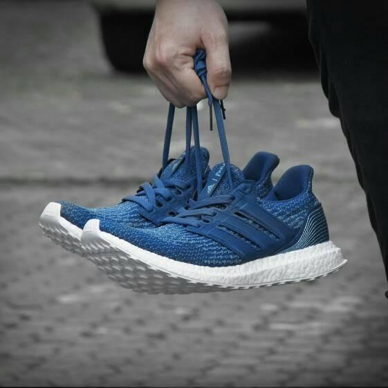 low priced 5b276 b2dc5 Jual Adidas Ultraboost 3.0 Parley Blue ( BB4762) / AUTHENTIC / ORIGINAL -  DKI Jakarta - Sneakersxchange | Tokopedia