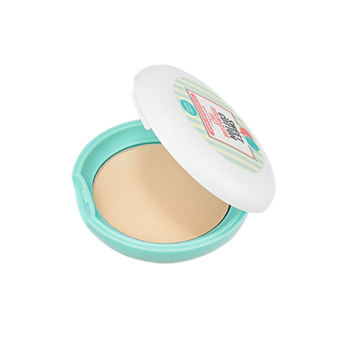 harga Holika holika sweet cotton sebum clear pact - blossom beige -20013031. Tokopedia.com