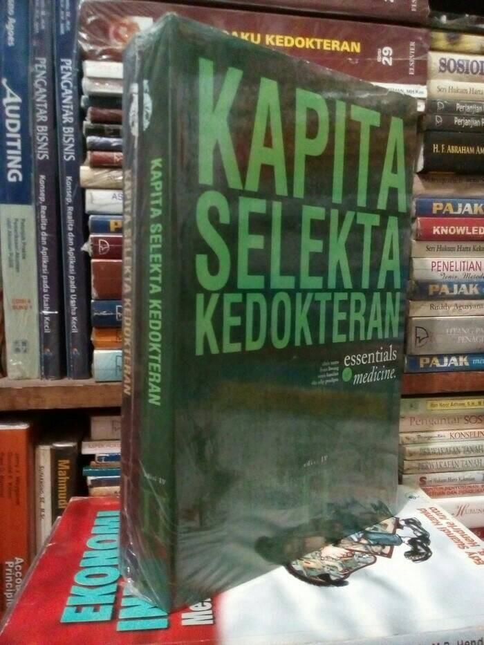 harga Kapita selekta kedokteran (1st / 2 buku) Tokopedia.com