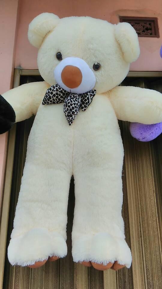 Jual Boneka Teddy Bear Super Jumbo Big Besar Giant Dasi Pita ad0eb819d5