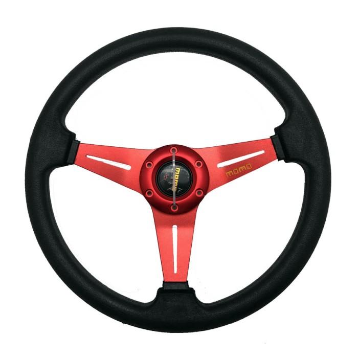 harga Momo racing setir mobil modifikasi - 25d merah / [14 inch] Tokopedia.com
