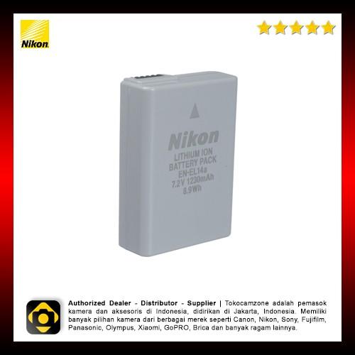 harga Nikon battery en-el14a Tokopedia.com