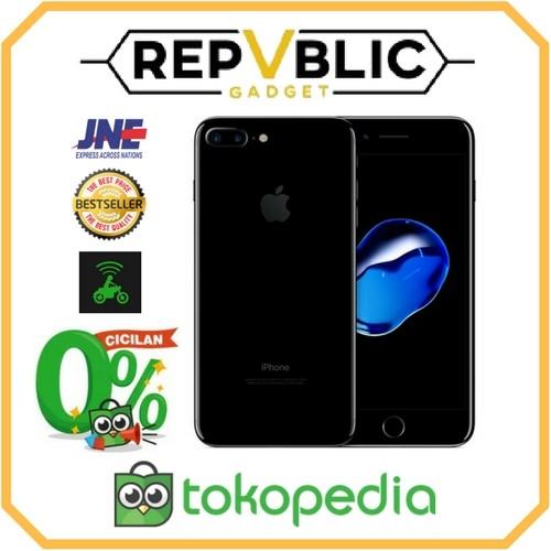 Jual  TERMURAH  iPhone 7 PLUS 256Gb Jet Black Garansi International ... c5ba1f0522