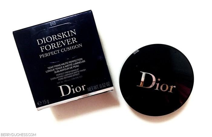 Jual Dior Diorskin Forever Perfect Cushion Light Beige Womanstuffid Tokopedia