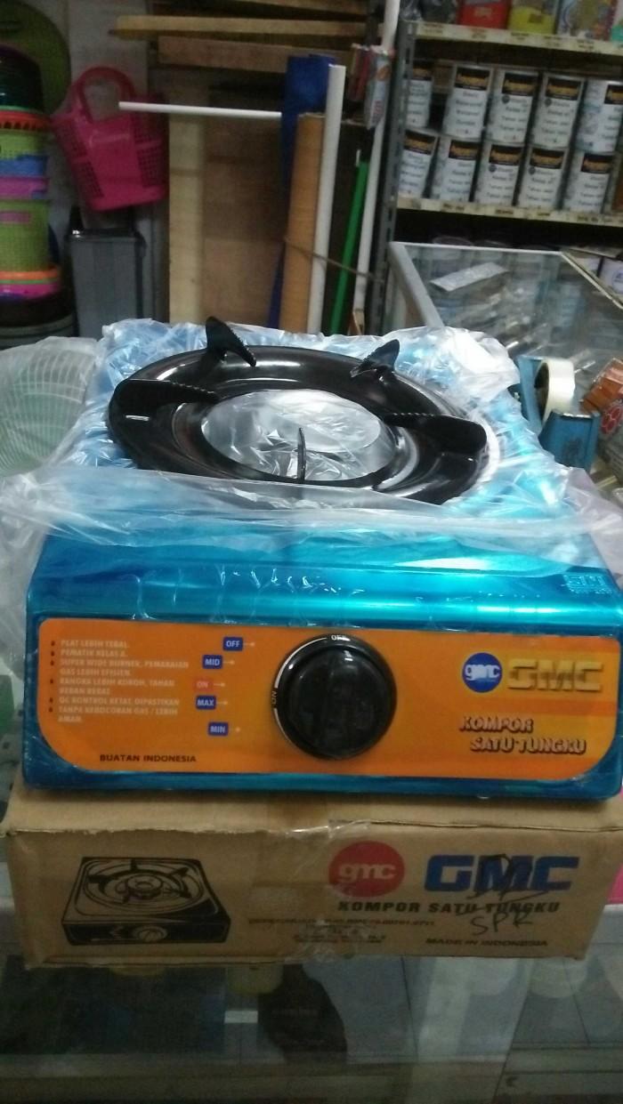 Jual Kompor Gas Gmc Harga Rp 133900 2 Tungku Bm012 Home