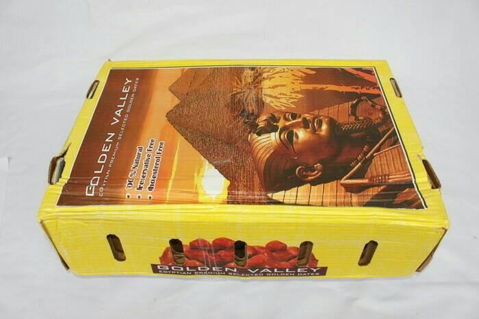harga Kurma mesir golden valley 5kg Tokopedia.com