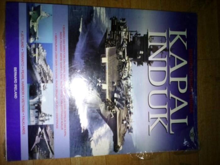 harga Ensiklopedia militer kapal induk Tokopedia.com