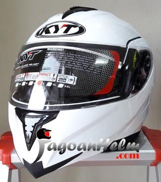 harga Kyt helm rrx solid modular flip up Tokopedia.com