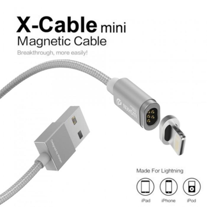 harga Original wsken x-cable mini 1 magnetic cable lightning - iphone Tokopedia.com