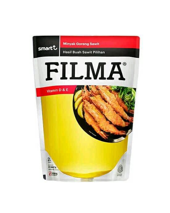 harga Minyak Goreng Filma 2 Liter 2000 Ml Tokopedia.com