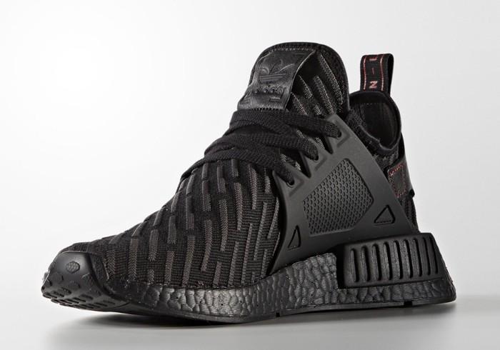 05a6e1529 Jual Adidas NMD XR1 Triple Black   XR2 Triple Black 100% Original ...