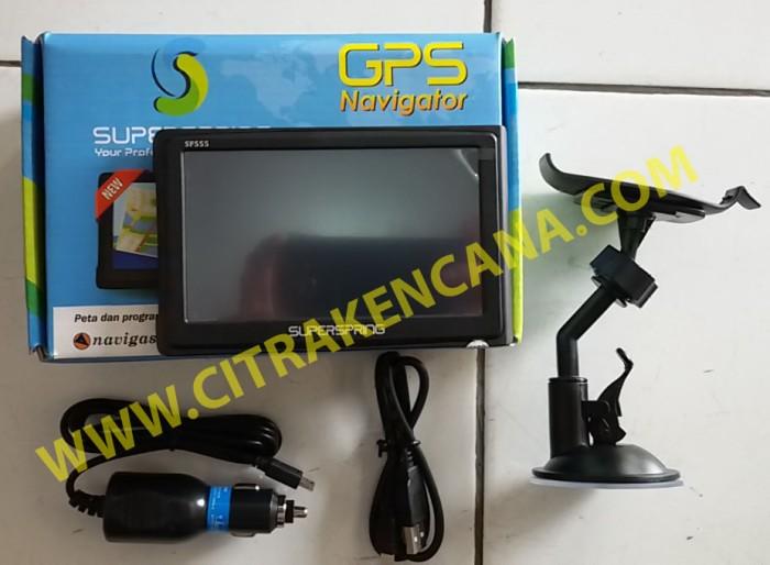 Foto Produk GPS NAVIGASI PORTABLE MOBIL dari CITRA KENCANA