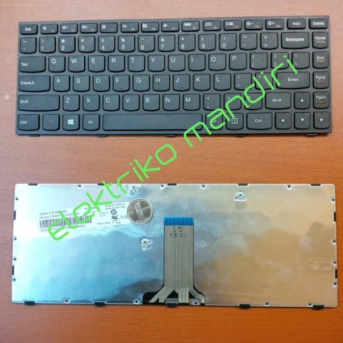 harga Keyboard lenovo ideapad 300 300-14ibr 300-14isk/ 25215588 (black) Tokopedia.com