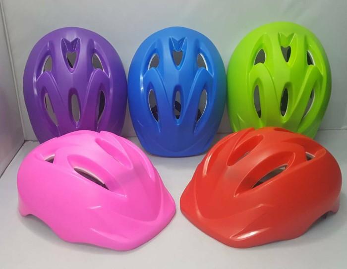 harga Helm pelindung kepala anak sepatu roda inline skate skuter skateboard Tokopedia.com
