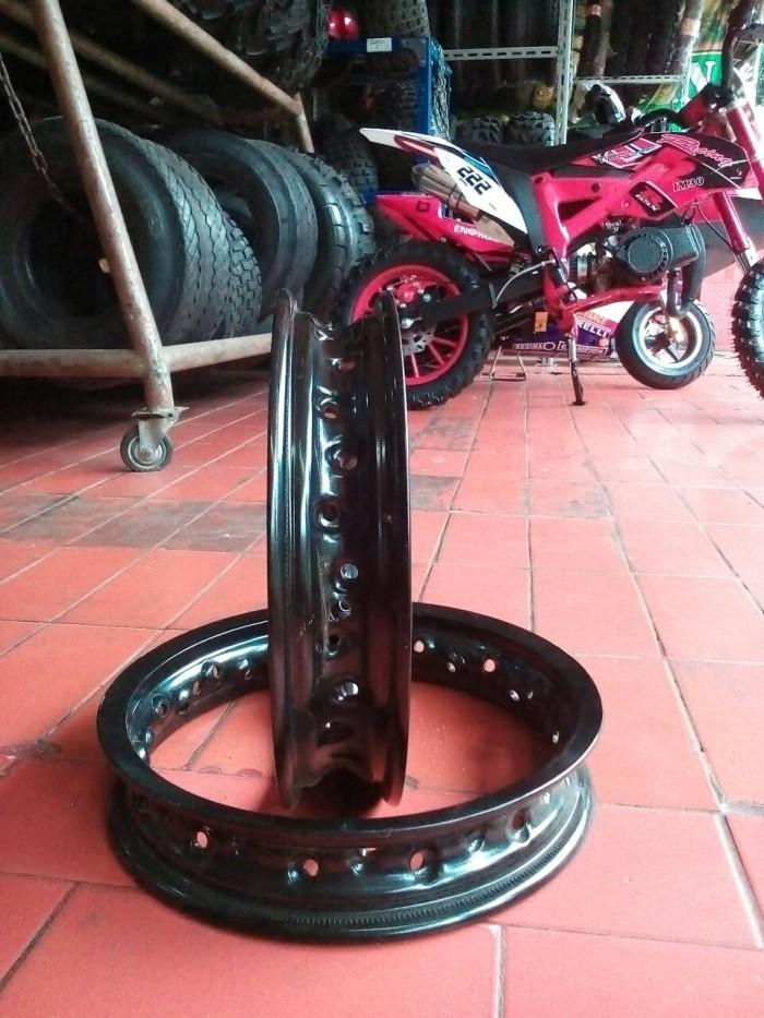 harga Velg motor cross mini / trail mini /minimoto ring 10 lebar 160 Tokopedia.com