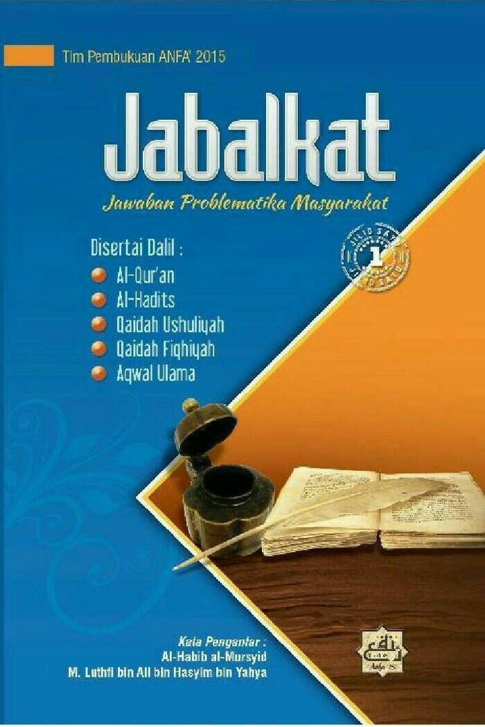 Jual Buku Jabalkat Jawaban Problematika Masyarakat Hukum Fiqih