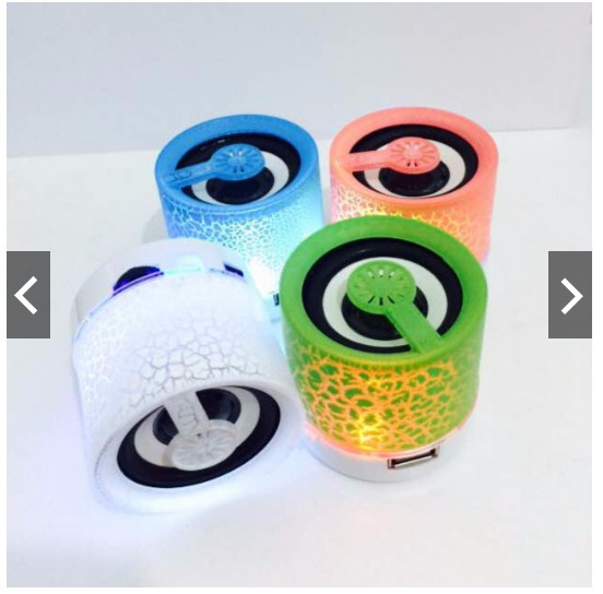 harga Speaker bluetooth mini lampu speaker bluetooth mini Tokopedia.com