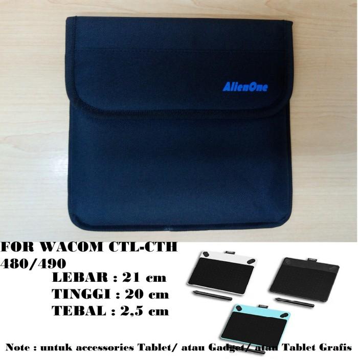 harga Tas softcase wacom intuos pen & touch small- tablet - gadget Tokopedia.com