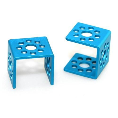 Makeblock bracket u1-blue (pair)