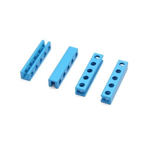Makeblock beam0808-040-b-blue (4-pack)