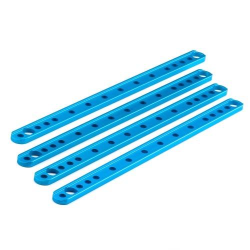 Makeblock beam0412-188-l2-r1-blue (4-pack)