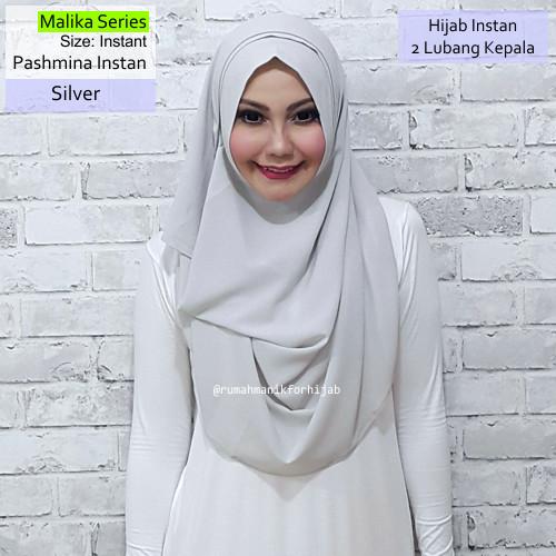 Harga Inficlo Kerudung Syari Hijab Instan Wanita Bahan Diamond