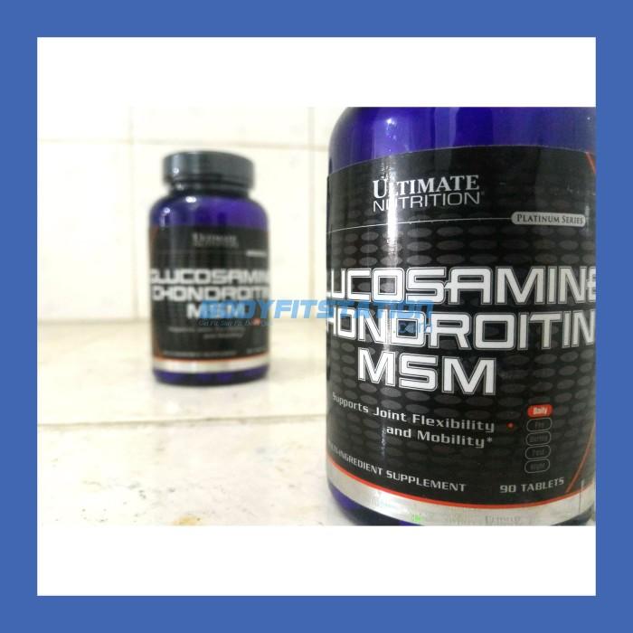 Ultimate Nutrition Maxvita Glucosamine Chondroitin 30 Tablets Source · Ultimate Glucosamine Chondroitin MSM 90 Tablets tab