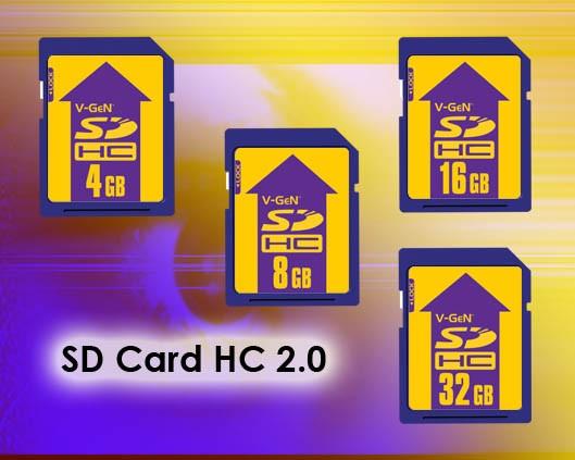 harga Vgen sdhc sd card 32gb v-gen memory card kamera digital action dslr Tokopedia.com