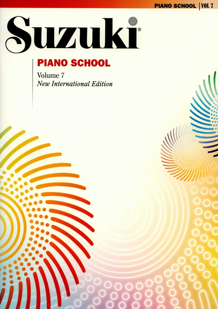 harga Paket buku piano - suzuki piano school volume 1- 7 include cd Tokopedia.com