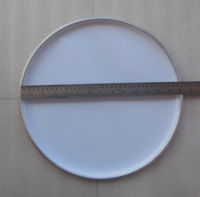harga Drum head glace membran mika 14 inch white Tokopedia.com