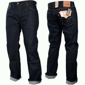 Celana pria ukuran besar/ jeans jumbo/ celana panjang jeans…