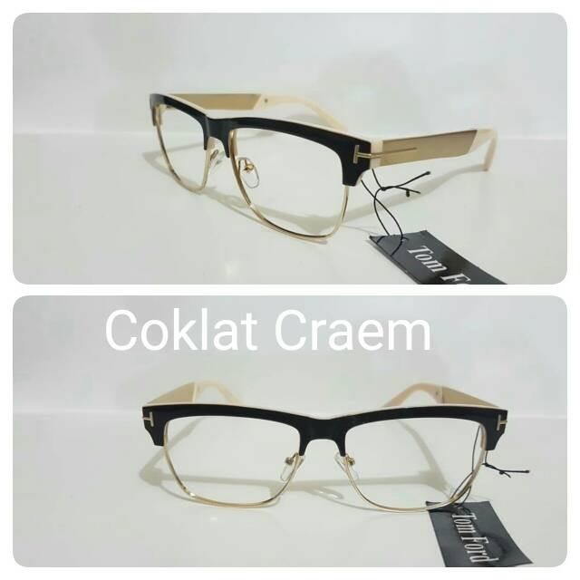 Kacamata frame hogu boss gratis lensa minus/clinder/plus